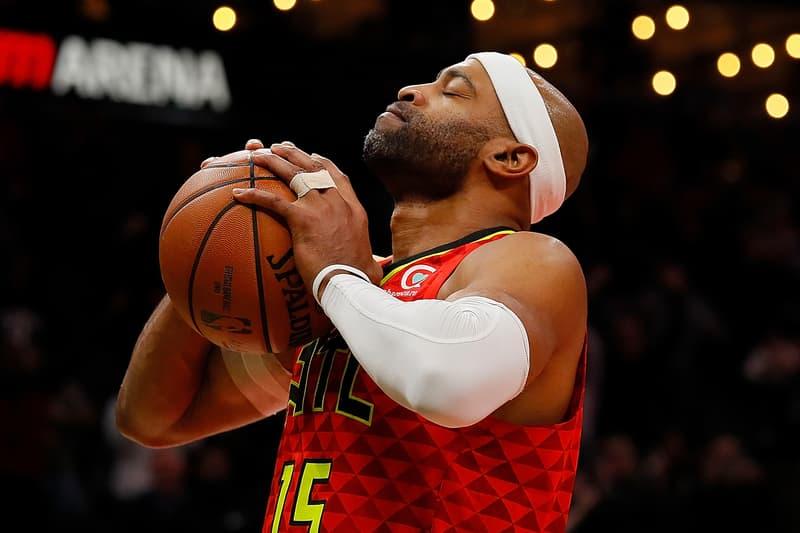 Vince Carter 宣佈下賽季將繼續征戰 NBA