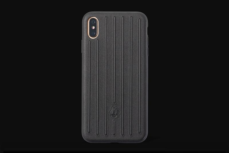 材質換換!RIMOWA 推出皮革版 iPhone Case