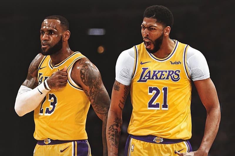Anthony Davis 确认將被 Pelicans 交易至 Lakers