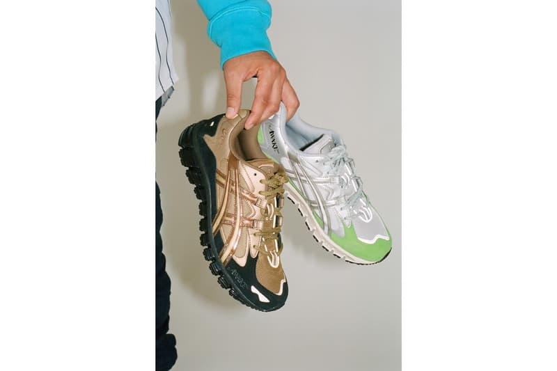 搶先預覽 AWAKE NY x ASICS 全新聯名鞋款