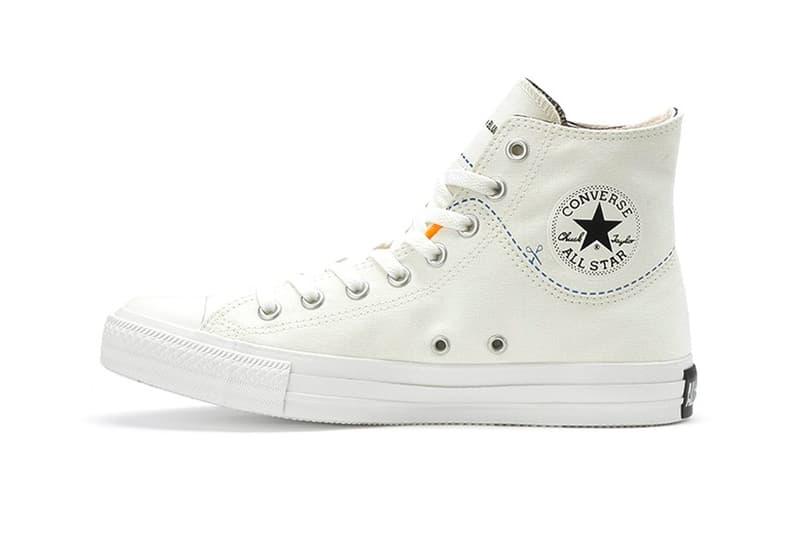Converse 釋出全新「All-Star Cut Line」別注系列