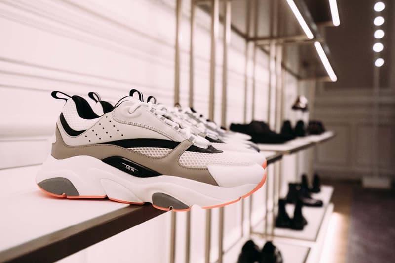 巴黎時裝周 − 率先走進 Dior 2020 春夏系列新品 Showroom