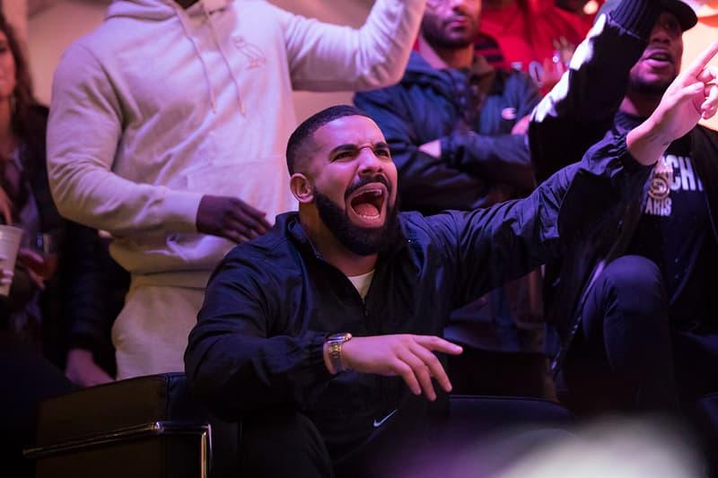 NBA 季後賽 2019 − Drake 透露未親至 Oakland 觀看 Game 6 原因