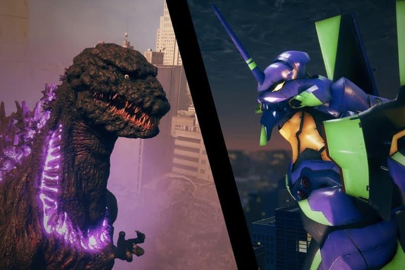 大阪環球影城「Godzilla Versus Evangelion The Real 4-D」最新活動主題預告放送