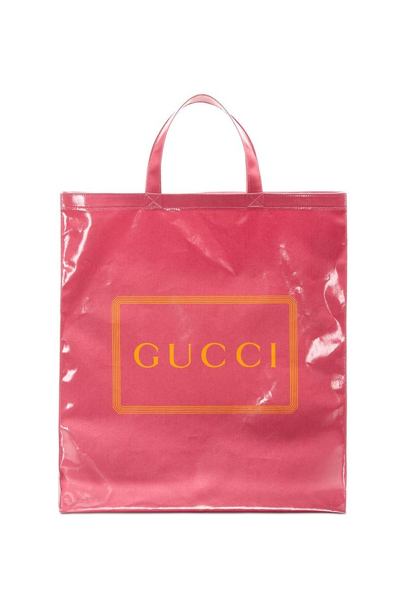 Gucci 2019 早秋系列 Tote Bag 正式開放預訂
