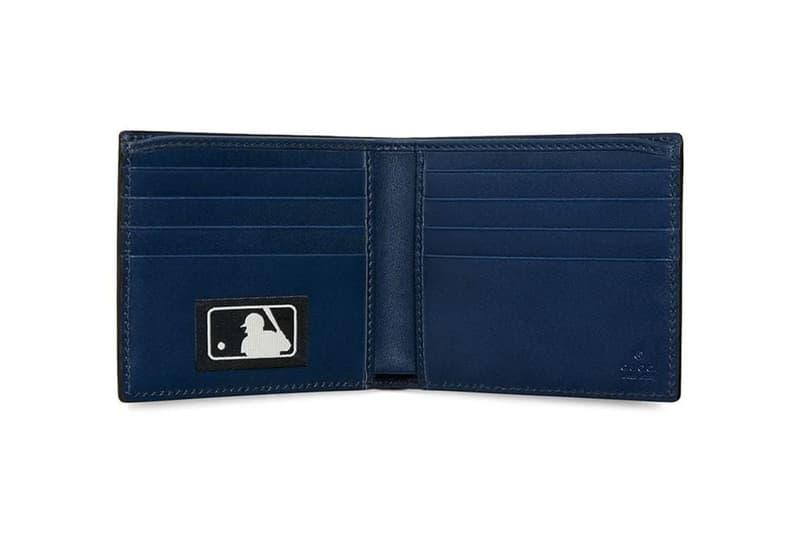 Gucci 推出 New York Yankees 別注樣式皮夾