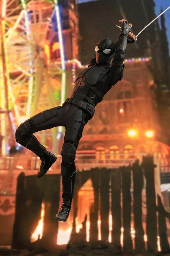 微劇透注意!Hot Toys 推出《Spider-Man : Far From Home》Spider-Man「潛行服」珍藏人偶