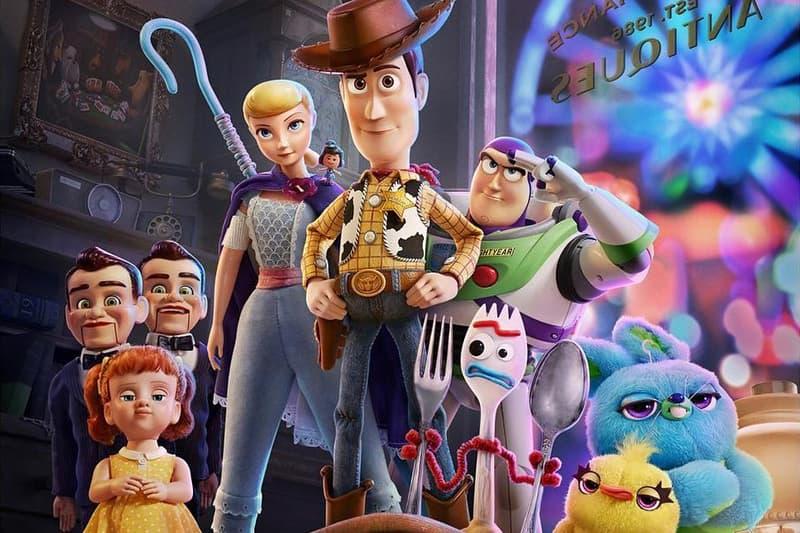 不似預期?!《Toy Story 4》上映首個周末票房出爐