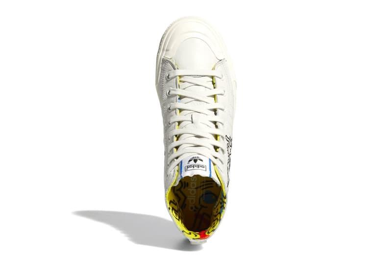 adidas 攜手 Keith Haring 打造超高辨識度合作系列