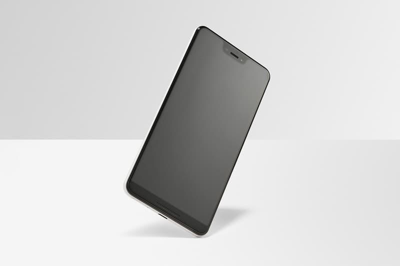Google 自行曝光即將推出的新手機 Pixel 4