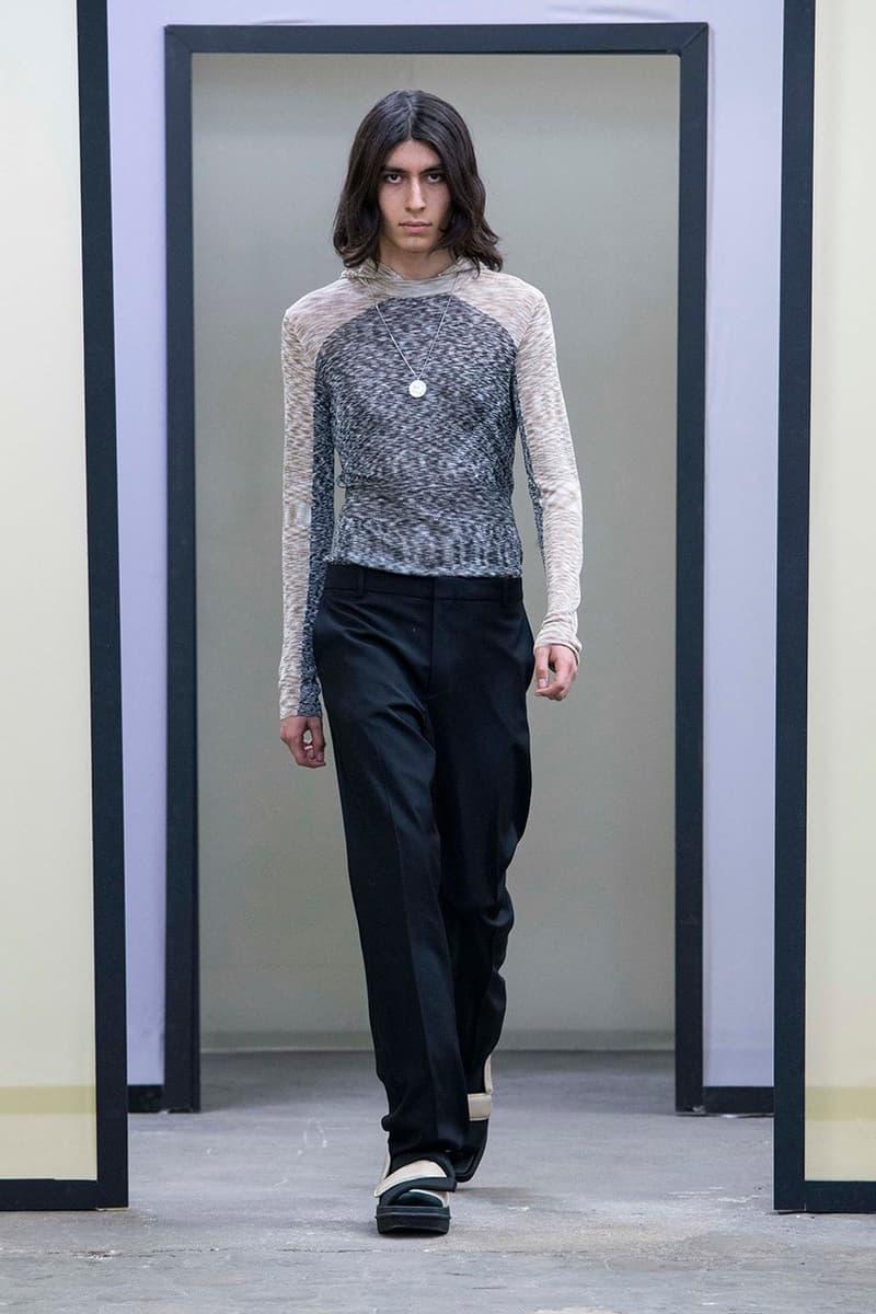 巴黎時裝周-Maison Kitsuné 發佈繽紛色彩的 2020 春夏系列