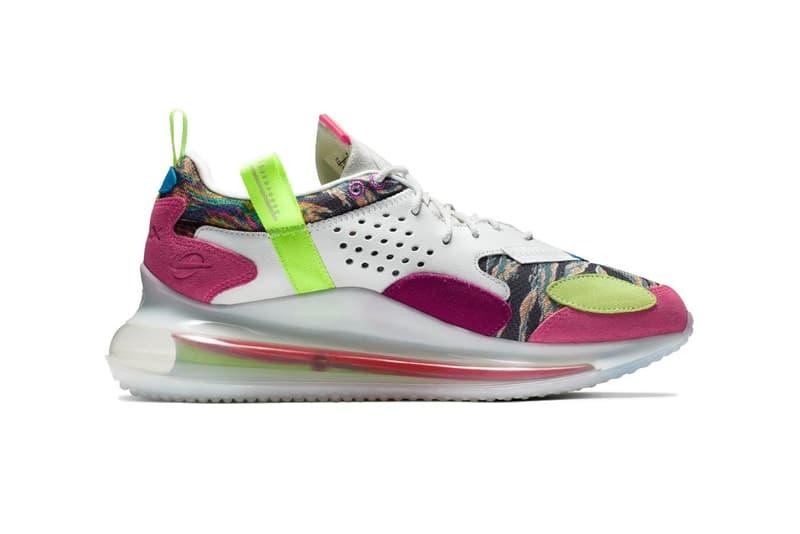 Odell Beckham Jr. x Nike Air Max 720 聯乘鞋款官方圖片釋出
