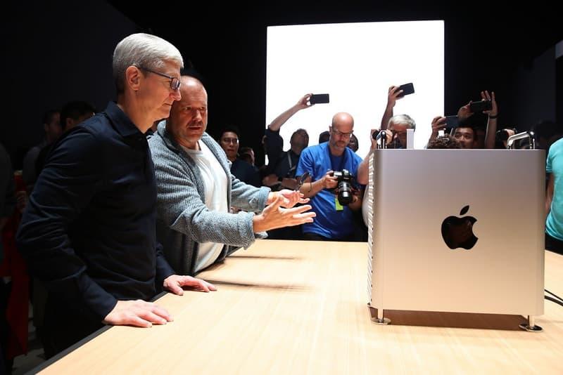 Apple 首席設計師 Jony Ive 将离职并開設個人設計公司