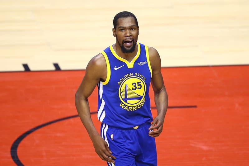 NBA 交易消息-Kevin Durant 確定不執行價值 $3,150 萬美元的球員選項成為自由球員