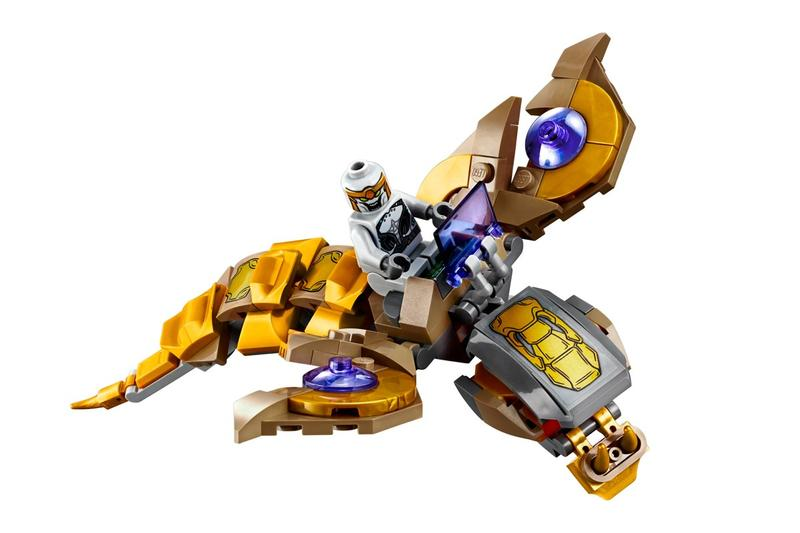 LEGO 推出《Avengers: Endgame》空中場景玩具