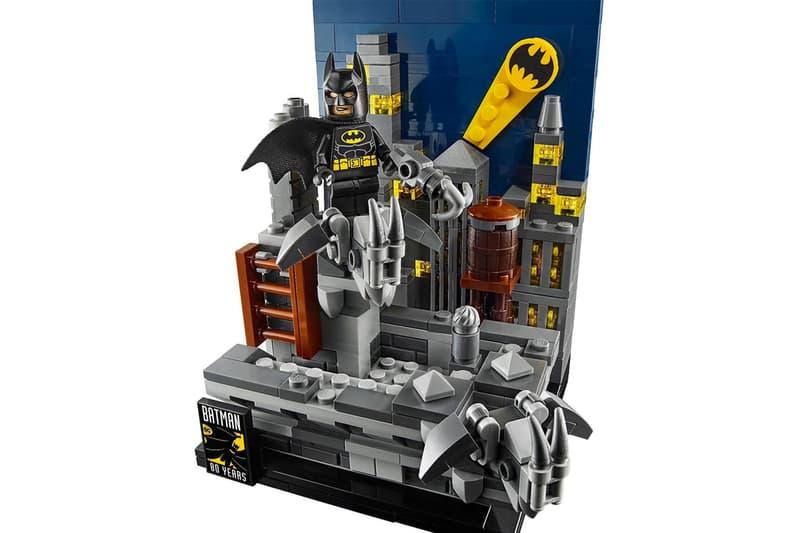 蝙蝠俠 80 週年-LEGO x DC Comics 推出限定玩具模型套裝