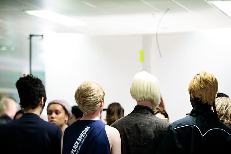 獨家走進 Martine Rose 2020 春夏倫敦男裝週發佈會後台