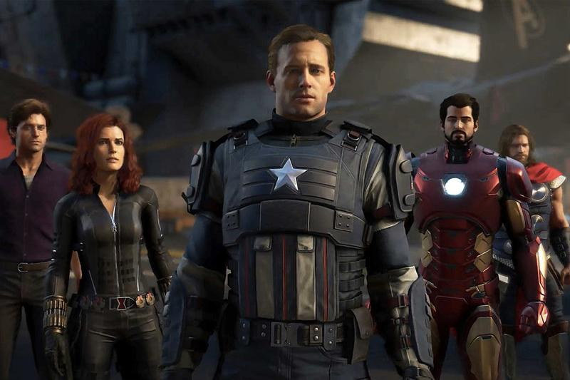 《Marvel's Avengers》官方遊戲預告正式發佈