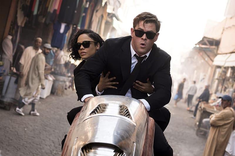 《Men In Black : International》首週票房創下系列電影最低紀錄