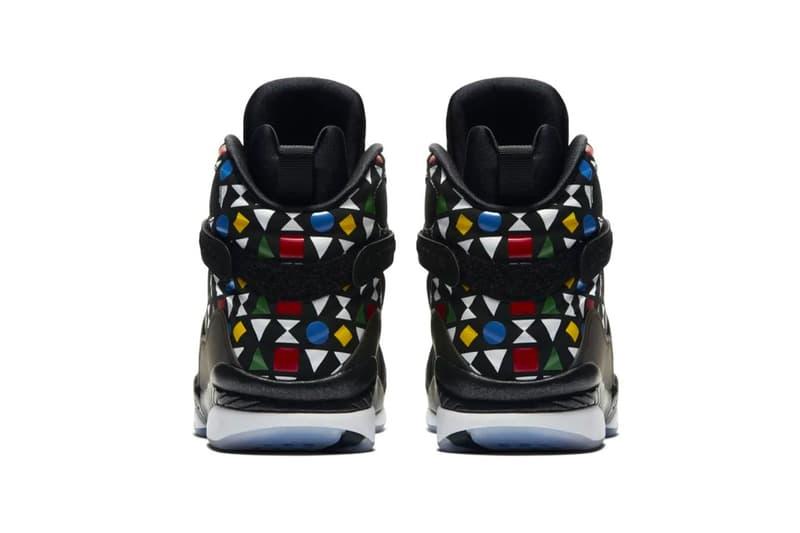 Air Jordan 8 全新配色「Quai 54」官方圖輯發佈