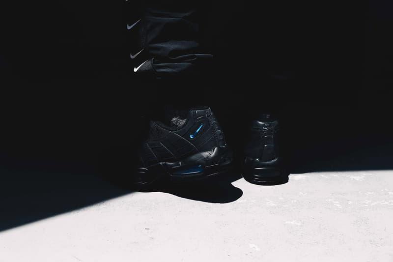 Nike 推出 atmos 限定黑魂 Air Max 95 配色