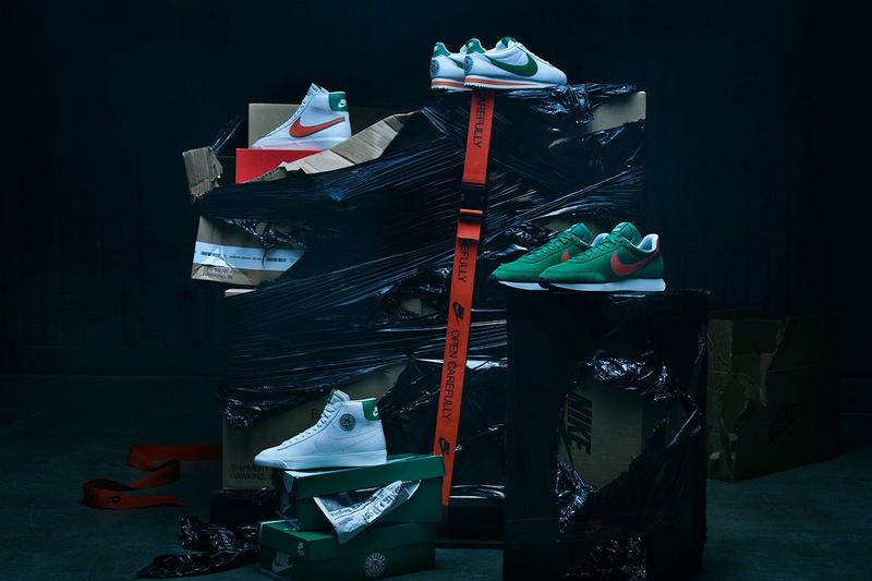 《Stranger Things》x Nike 全新聯名鞋款及服飾系列完整揭曉