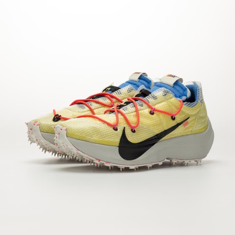 近賞 Off-White™ x Nike 全新聯名 Vapor Street 系列