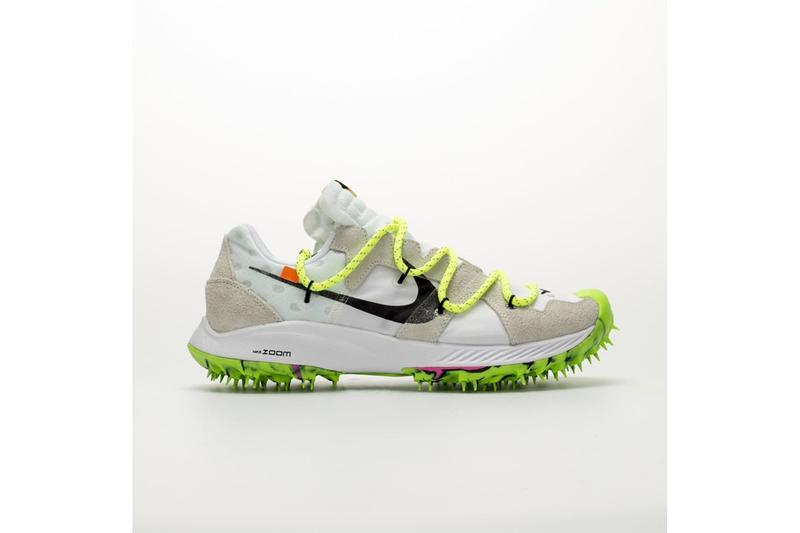 搶先預覽 Off-White™ x Nike Zoom Terra Kiger 5 聯乘鞋款