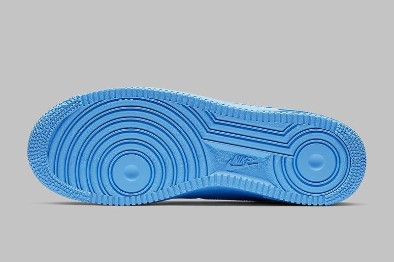 Off-White x Nike Air Force 1「MCA」配色官方圖片登場