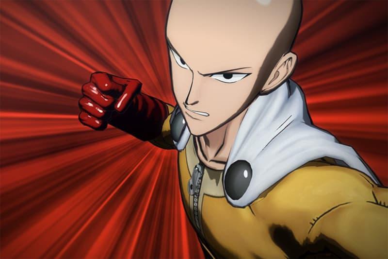 人氣動漫《一拳超人》電玩化首支預告發佈