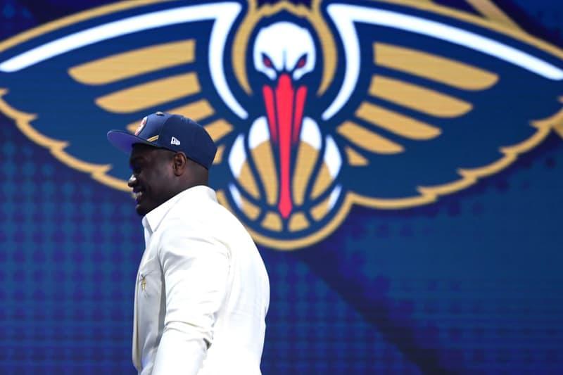 NBA 選秀 2019-Zion Williamson 以狀元之名入隊 New Orleans Pelicans