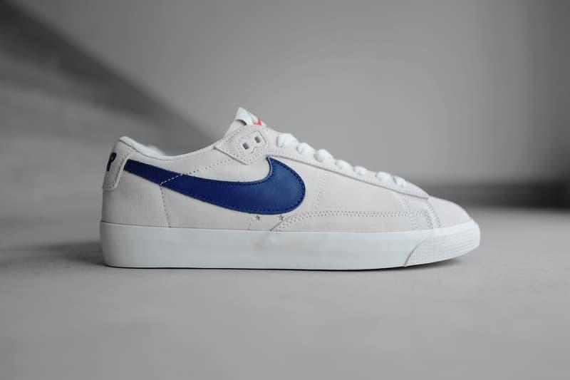 近賞 Polar Skate Co. x Nike SB 全新聯名 Zoom Blazer Low GT