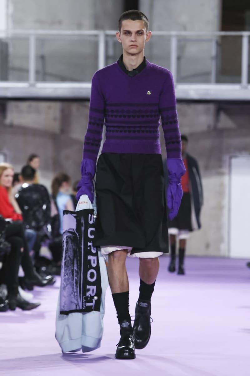 巴黎時裝周 - Raf Simons 2020 春夏男裝系列完整一覽