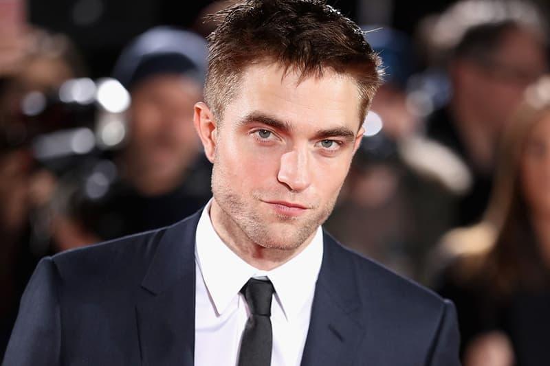 Robert Pattinson 確定將出演新任「蝙蝠俠」