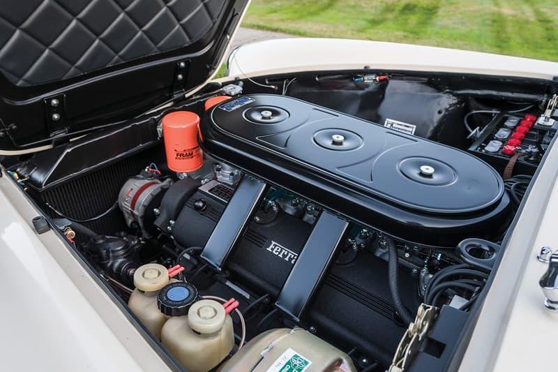 1969 年 Ferrari 經典車型 365 GTS Spider 即將展開拍賣