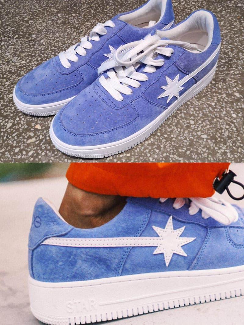 先鋒買手店 ENG 攜手 Starwalk 打造全新聯名限定鞋款