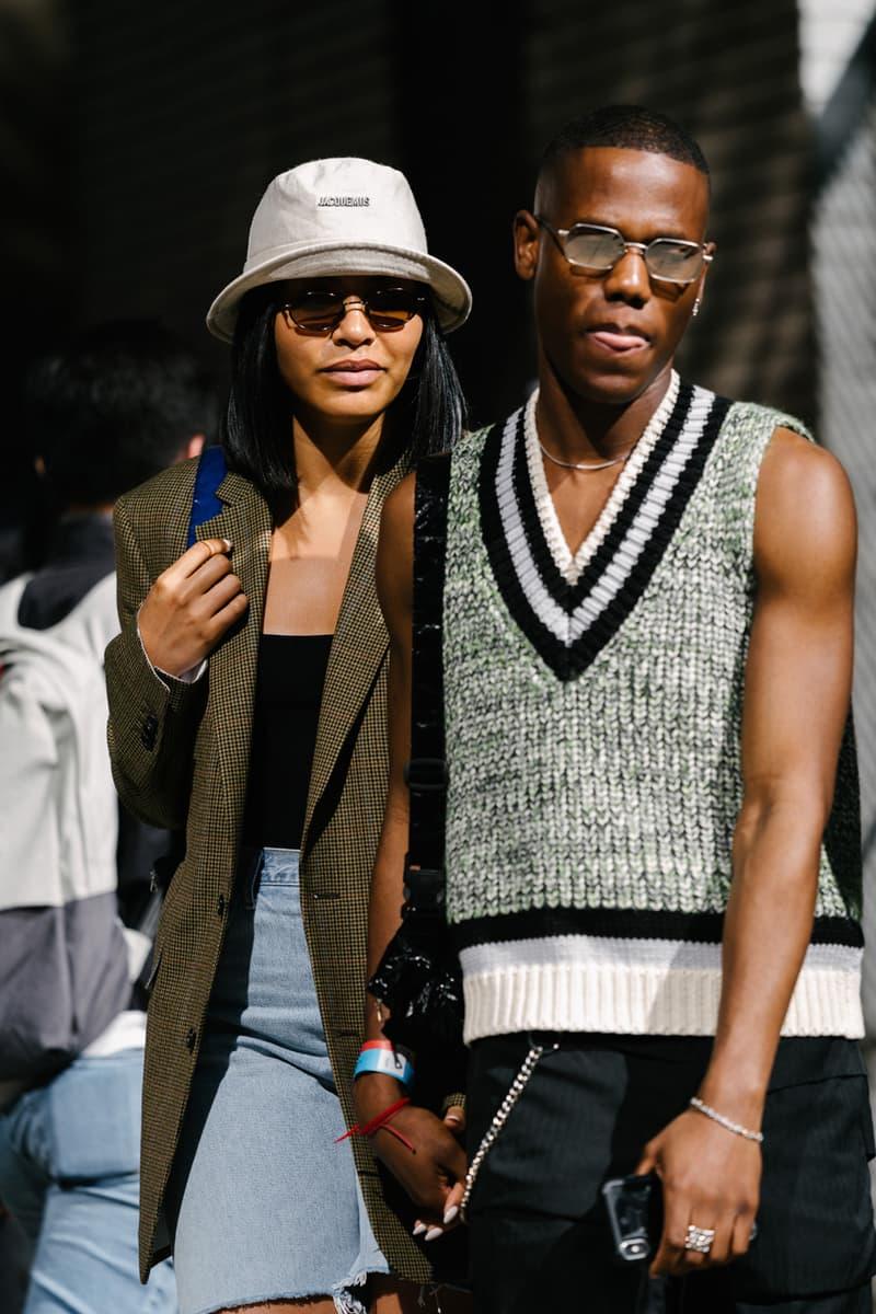 Street Style: 2020 春夏紐約男裝周街拍特輯