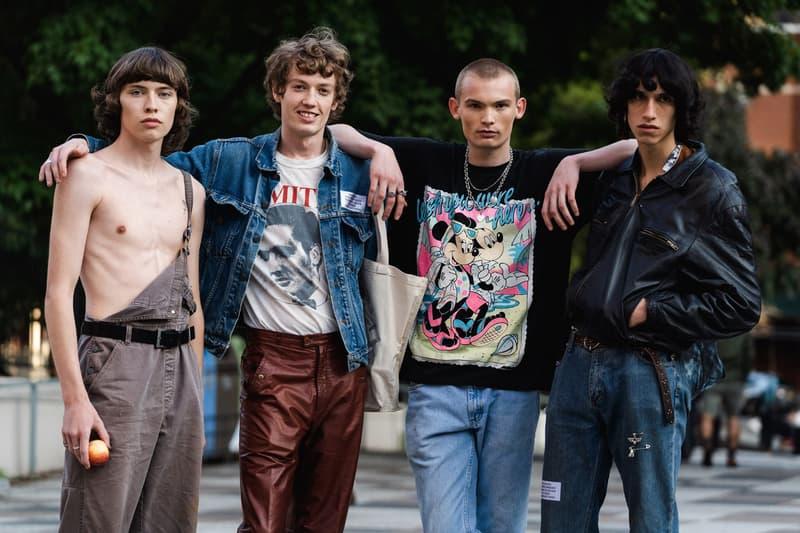 Street Style: 2020 春夏紐約男裝周街拍特輯 Part 2