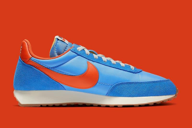 復古鞋熱濃罩-Nike Air Tailwind '79 鞋款再添藍橙配色