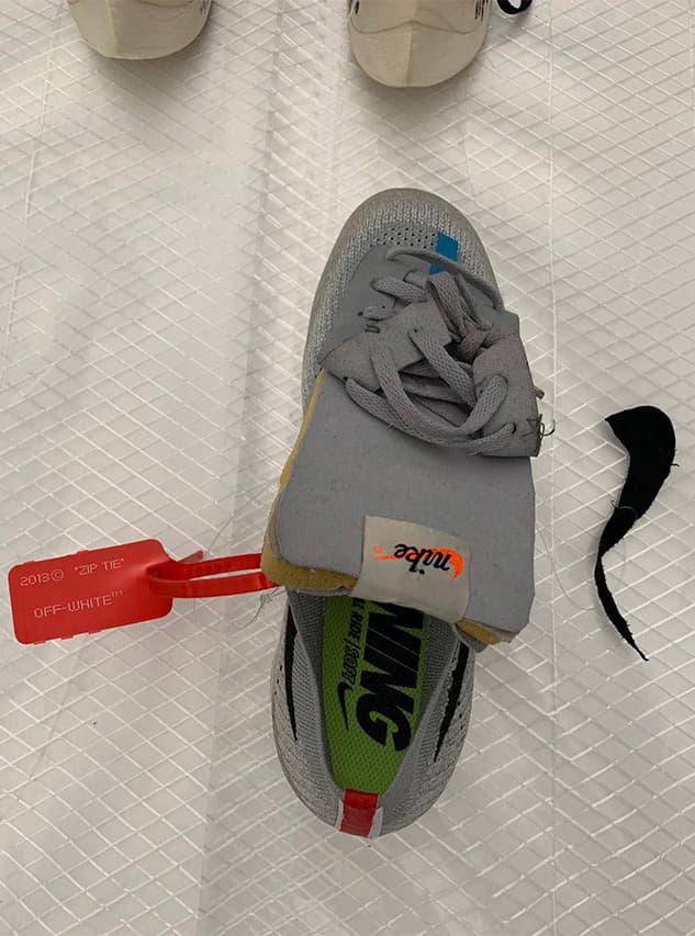 Off-White™ x Nike 珍貴 Sample 亮相 Virgil Abloh 全新個人展覽