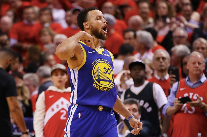 NBA 季後賽 2019 − Warriors 成功頂住壓力擊退 Raptors 將戰局延長至第六戰