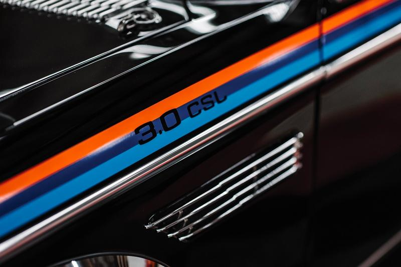 1972 年 BMW E9 3.0 CSL「Batmobile」即將展開拍賣