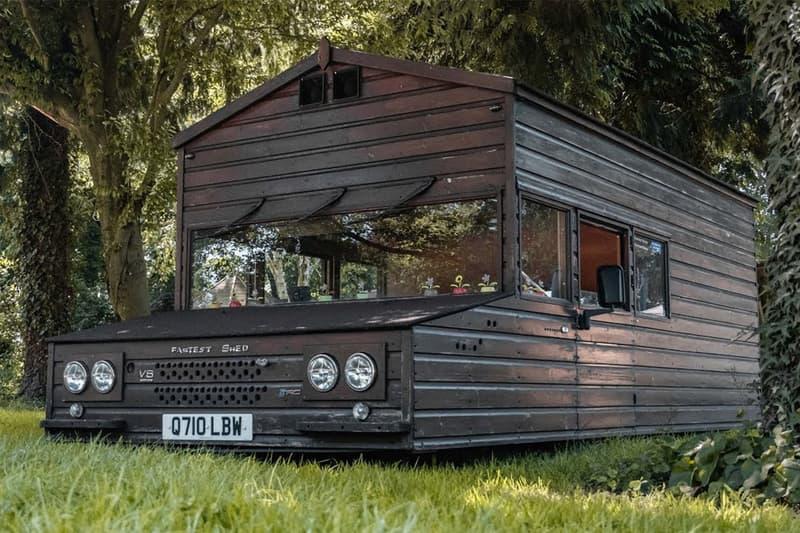 網民豪改住行兩用式 Volkswagen Passat 木屋露營車