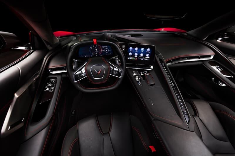 Chevrolet 推出 2020 年樣式全新世代 Corvette 車型