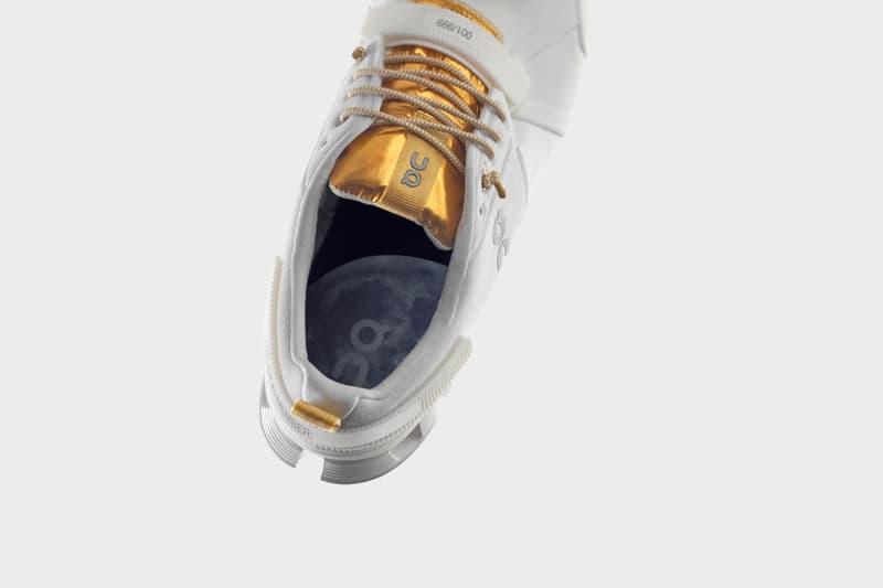 On 全新限量鞋款 Cloud Edge Moon 正式發佈