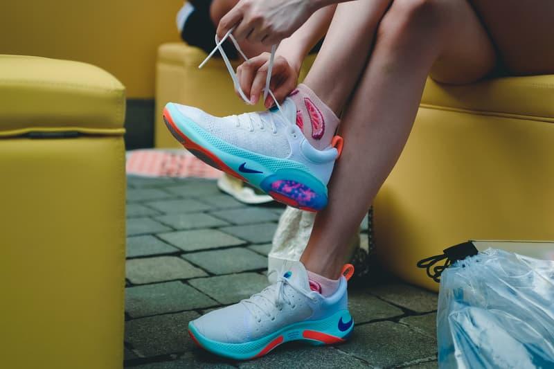 以人為本-HYPEBEAST 直擊 Nike Joyride 上海發佈會