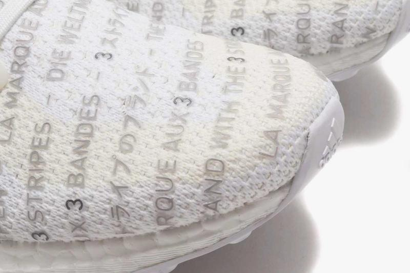 adidas UltraBOOST CTY Running 全新「New York」及「Paris」別注配色上架