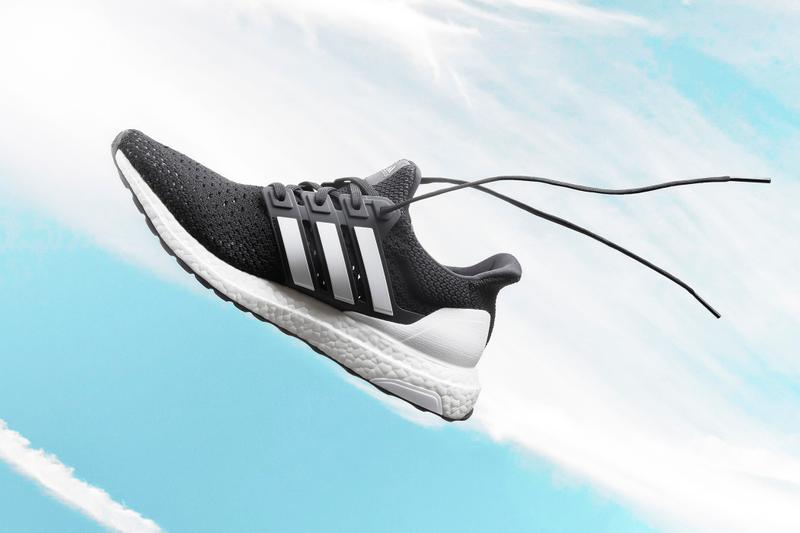 adidas 全新 UltraBOOST CLIMA 系列跑鞋登場