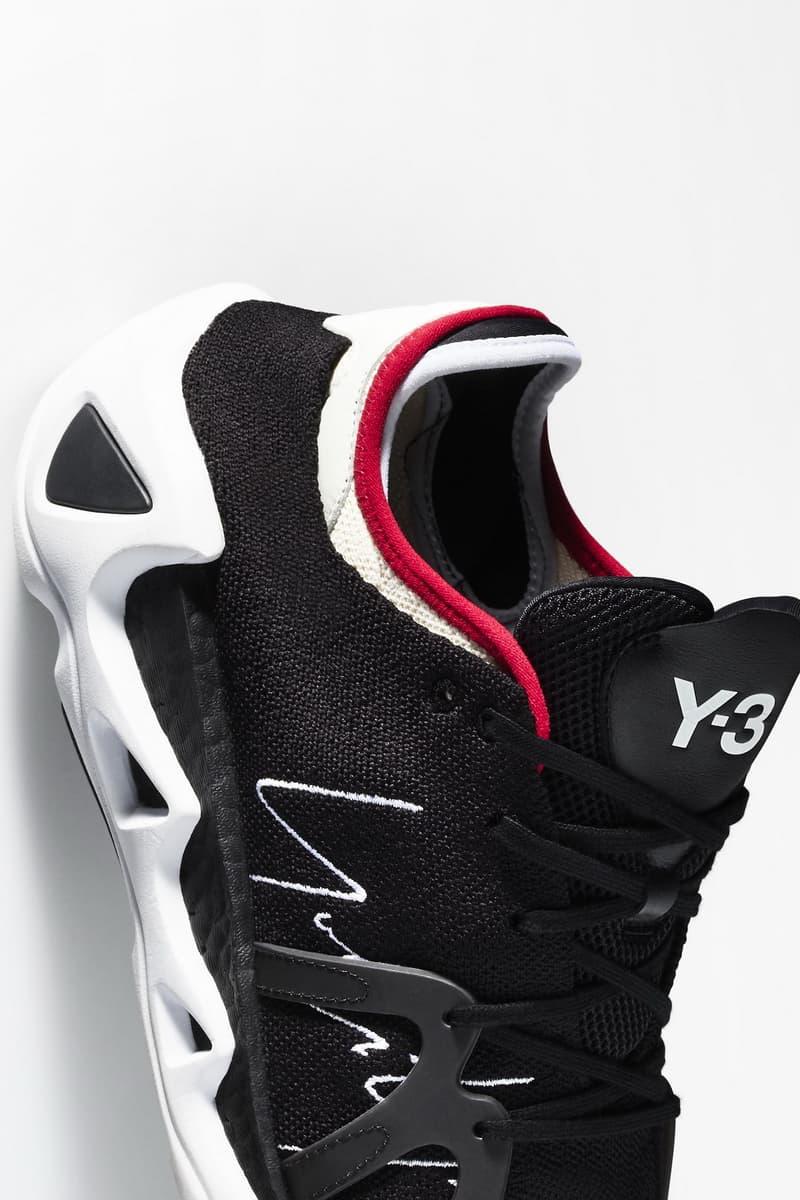 Y-3 推出全新鞋款 FYW S-97