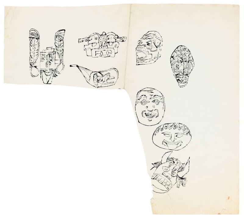 普普藝術大師 Andy Warhol「The House That Went to Town」展覽現正開催